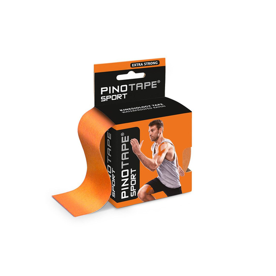 Pinotape Sport Tape Orange 5 cm x 5 m