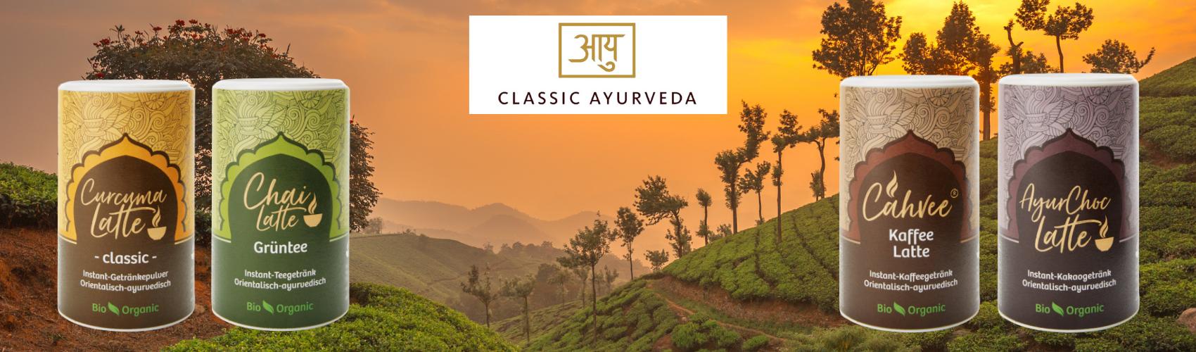 Classic Ayurveda Chai Serie 2021