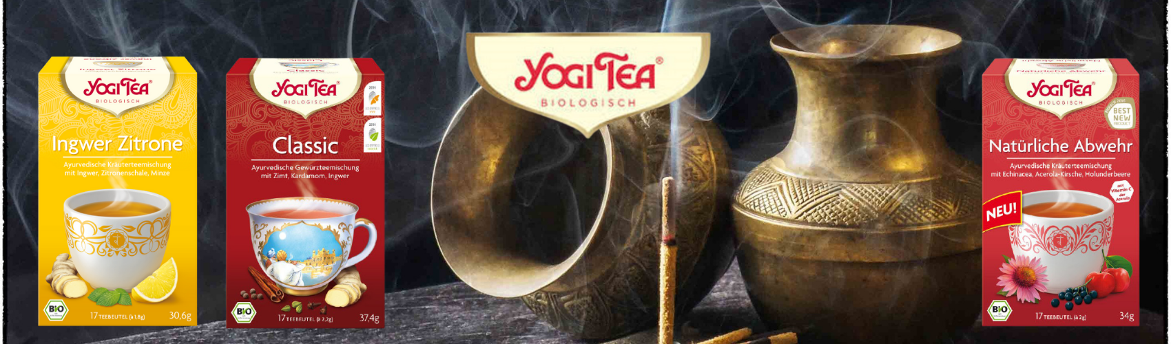 Yogi Tea Winter 2020